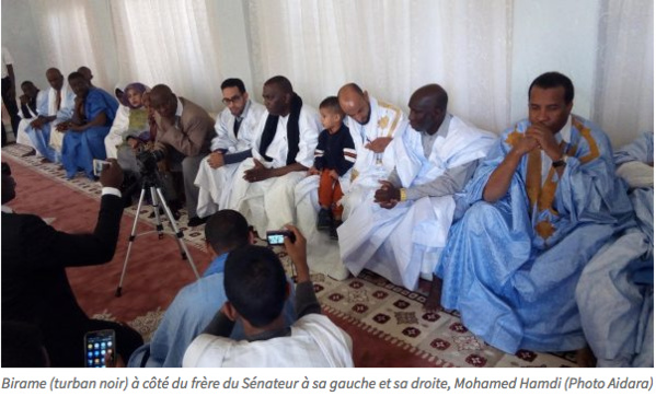 « Va-t-on laisser les justes, comme Ould Ghadde, combattre tout seul ? »