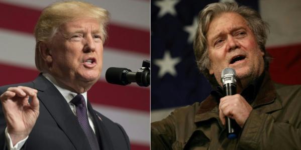 Affaire russe, élections, secrets capillaires: Trump raconté par Michael Wolff