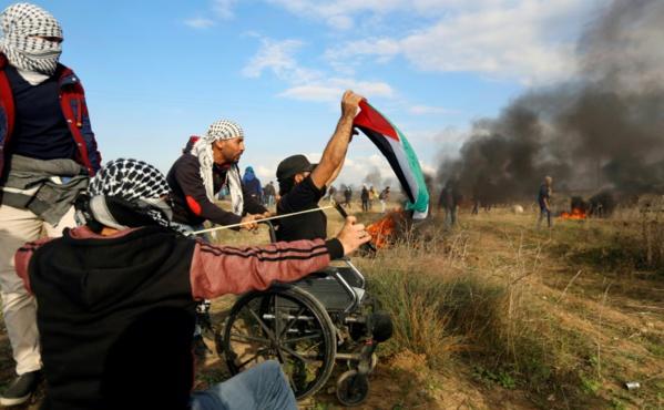L'armée israélienne ouvre une enquête sur la mort d'un Palestinien handicapé
