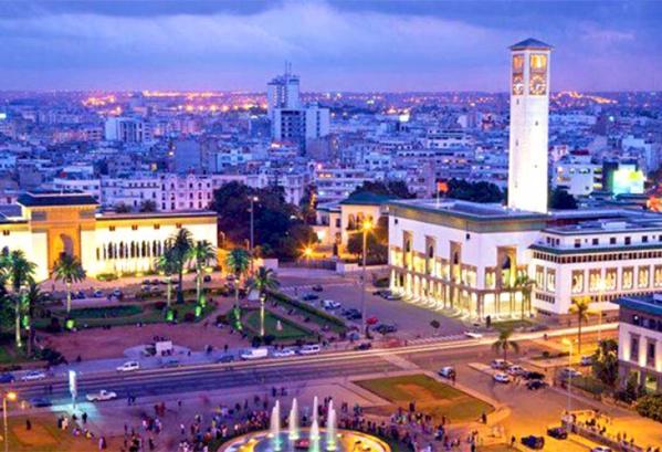 Le droit de rêver pour les jeunes d'une banlieue déshéritée de Casablanca