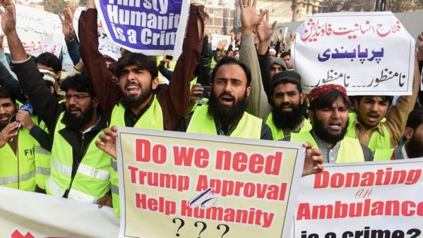 Pakistan: Washington prêt à geler 2 milliards de dollars d'aide