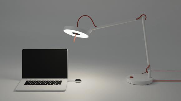 Une lampe pour se connecter à internet