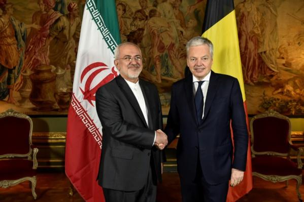 Nucléaire iranien: l'UE défend l'accord sans cacher d'autres griefs à Téhéran