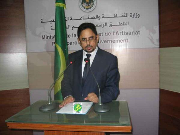 A propos de l'ambassadeur de France : sortie malsaine du porte-parole du gouvernement mauritanien