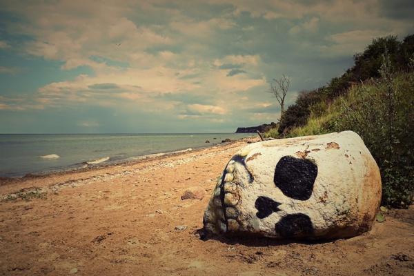 Découverte d'un corps sans vie au bord de la mer à hauteur de Tiguent