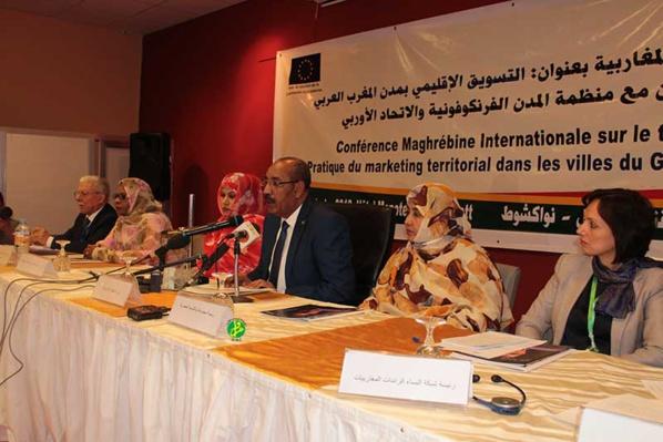Lancement d'une conférence maghrébine internationale sur la pratique du marketing territorial dans les villes du Maghreb Arabe