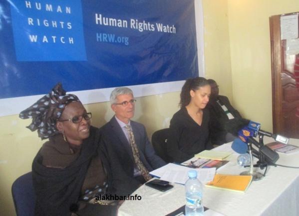 Mauritanie : échec de la conférence de presse de Human Rights Wach à Nouakchott