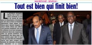 Mauritanie - Sénégal : Tout est bien qui finit bien
