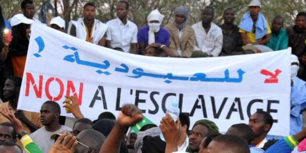 Selon Human Rights Watch : 20% de la population mauritanienne touchée par l'esclavage