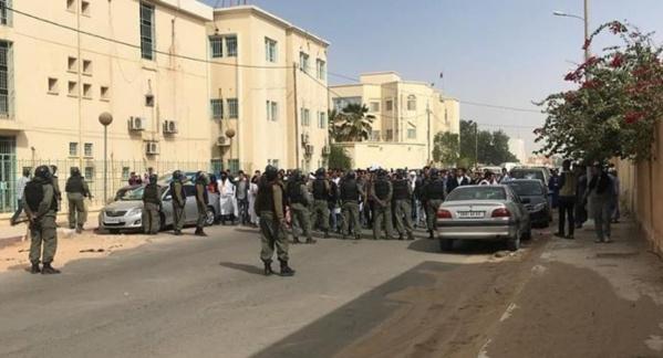 Sit-in des étudiants demain devant le ministère de l'enseignement supérieur