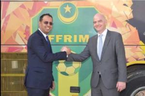 Sommet exécutif FIFA : la Mauritanie fin prête