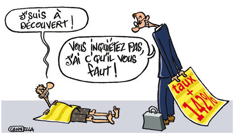 FMI: (En Mauritanie, le taux d'endettement est trop élevé par rapport à la taille de l'économie)