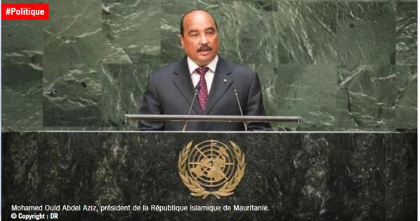 Le président Abdel Aziz annonce qu'il ne briguera pas de 3e mandat