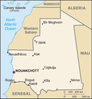 Mauritanie : une centaine de nominations au Ministère de l'Intérieur