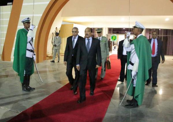 Le Président de la République se rend à Bruxelles
