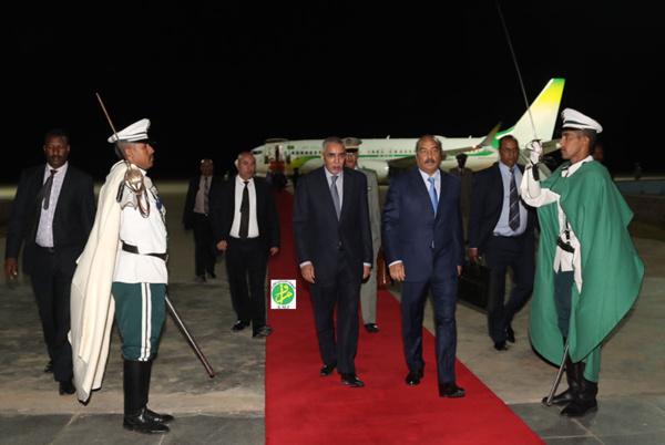 Le Président de la République regagne la capitale en provenance de Bruxelles