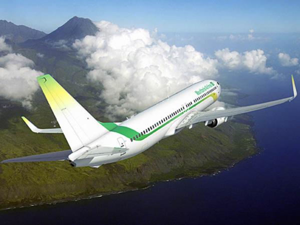 Le premier vol touristique de Mauritanie Airlines atterrit à Atar