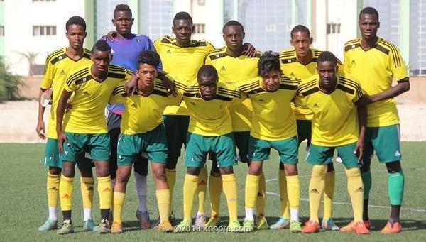Foot : les juniors mauritaniens en stage de préparation en Tunisie