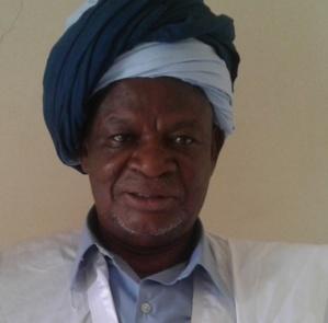 L'ancien capitaine Breika M'Bareck Varaji, ancien chef militaire et politique :