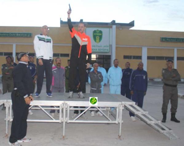 La garde nationale couronnée championne de la 9eme édition de la foulée de la garde nationale
