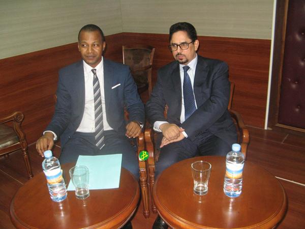 Les ministres de la culture et de la jeunesse commentent les résultats du conseil des ministres