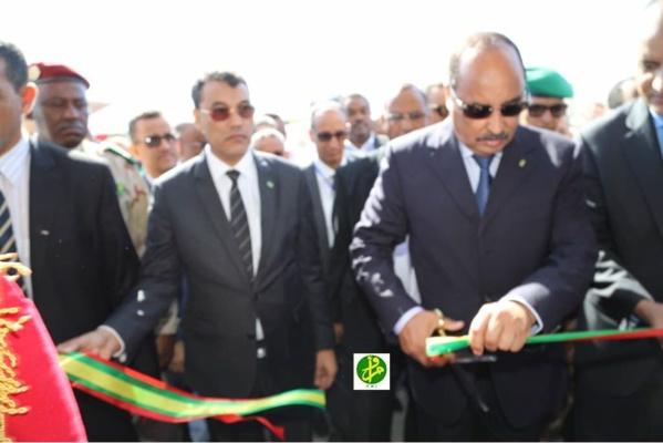 Le Président de la République donne le coup d'envoi du Forum de l'Investissement à Nouadhibou