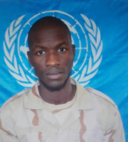 Mort du soldat mauritanien Nouh M'Bareck Vall en Centrafrique