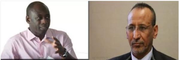 Malgré le renfort de Biram Dah Abeid, Vincent Diko Hanoune condamné en appel pour diffamation envers Abdoulaye Diagana et Mohamed Abba Jeilany
