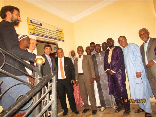 Une délégation de l'Union européenne visite l'association Main dans la Main.