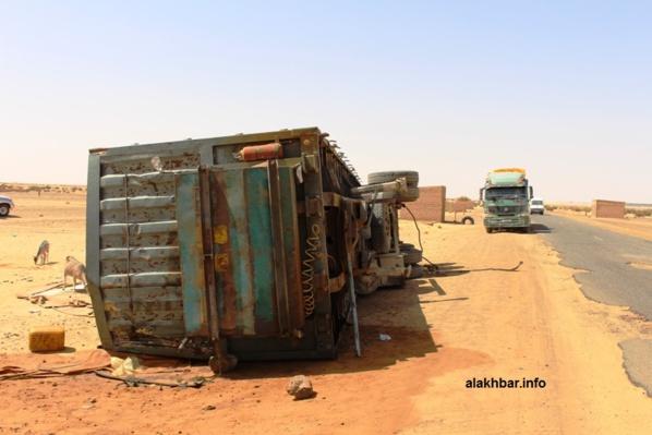 Mauritanie : La Route de l'espoir ou l'axe de la mort