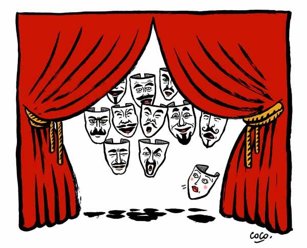 Organisation d'une soirée culturelle en l'honneur de la mission de l'Autorité Arabe du Théâtre