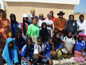 Journée mondiale de l'environnement : Un précieux coup de main de l'ONG AMAM à la maternité de Sebkha