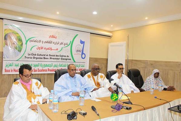 Le Club du Trarza Culturel et Social tient son premier congrès