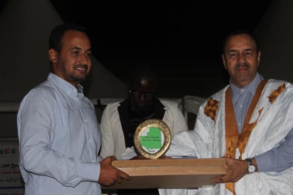 Mauritanie : Un journaliste d'Alakhbar, lauréat du Prix Cheikh O. Ndiaye 2018