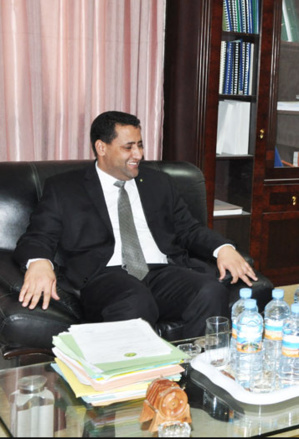 Le ministre de l'économie et des finances participe à la 51è session du conseil des ministres africains de l'économie