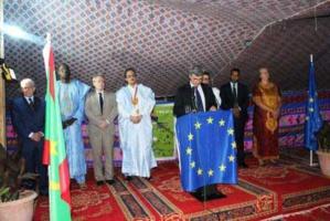 Ambassadeur de l'UE: La Mauritanie est considérée à juste titre comme un pays ayant réussi à maitriser le terrorisme et les trafics qui l'alimentent