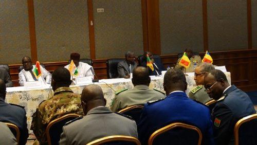 Appel au décaissement rapide en faveur du G5 Sahel