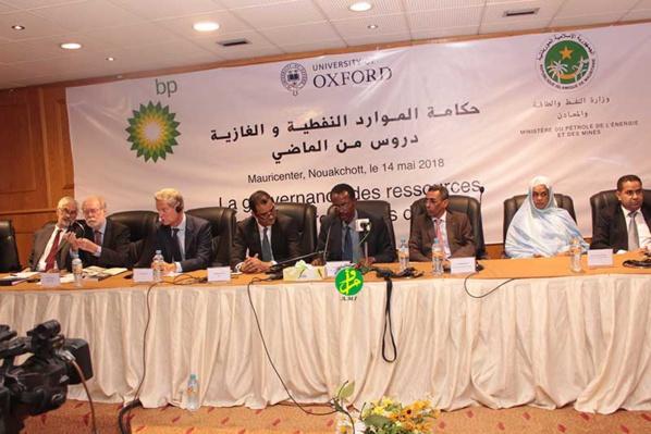 Organisation d'un atelier sur la gouvernance des ressources pétrolières et gazières