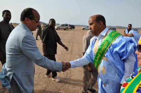 Bir Moghrein: Ould Noueigued rafle la mise