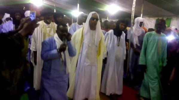 Grand Gamou Cheikh Hadrami Ould Cheikh Taleb Khyar à Diama