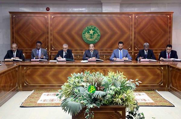 Le Conseil des ministres adopte de nouvelles dispositions relatives aux partis politiques
