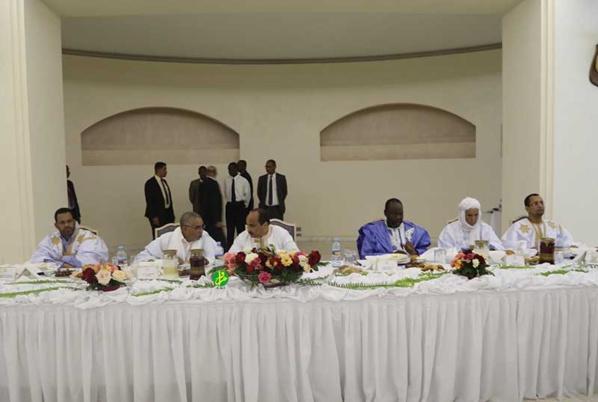 Le Président de la République supervise le démarrage des activités d'animation du mois béni de Ramadan