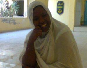 Mariem Mint Cheikh toujours détenue par la police