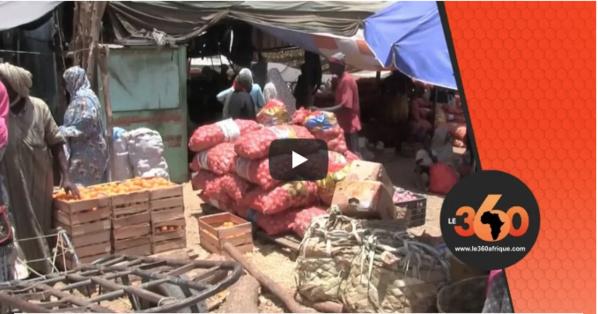 Ramadan : le marché mauritanien bien approvisionné en légumes et fruits  marocains