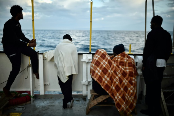 Migrants: l'Italie a déjà quasiment fermé sa frontière maritime