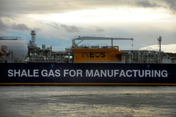 Iran/Etats-Unis: derrière le nucléaire, l'UE voit aussi une guerre du gaz