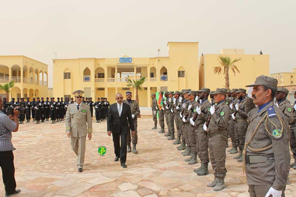 La garde nationale commémore le 106ème anniversaire de sa création