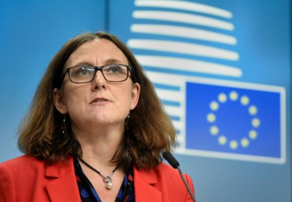 L'UE porte plainte à l'OMC contre les USA et la Chine (Malmström)