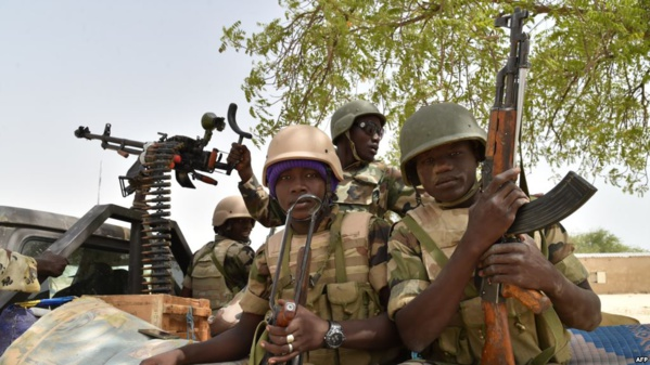 Sud-est du Niger: au moins neuf tués dans des attentats suicide