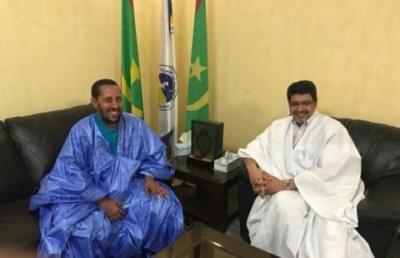 Politique : Un leader du parti Tawassoul dans les rangs de l'UPR